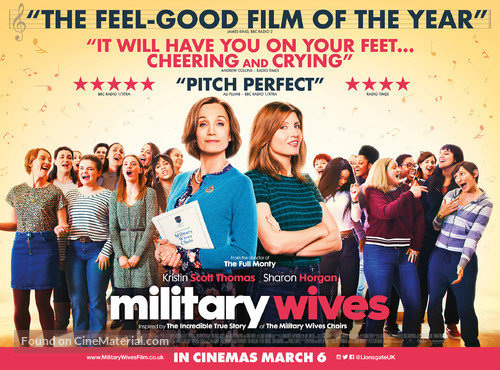 Military Wives Movie Fundraiser - Brisbane
